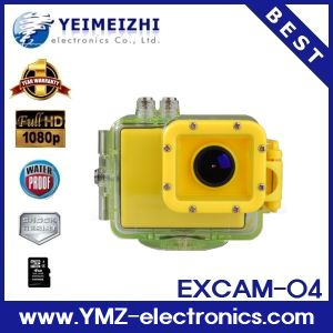 60m Waterproof Camera Full HD 1080P 30fps Excam-04