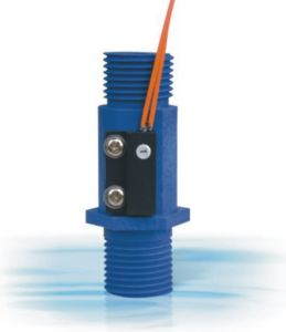 G1/2′′ Vertical Installation Direction Plastic Flow Switch