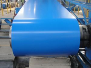 Prepainted Steel Coils of Blue Color pictures & photos