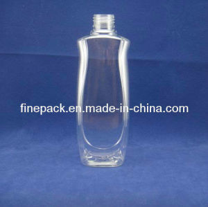 Plastic Pet Cosmetic Packaging Bottle (FPET230-B)