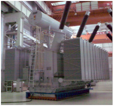 Air Cushion Suspended Transport Vehicle (high voltage power transformer) pictures & photos