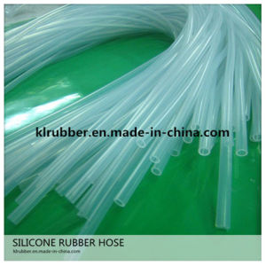 FDA Certification Food Grade Silicone Tube for Water Dispenser pictures & photos