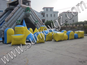 Inflatable Bunkers - 5 Man Xtreme Package