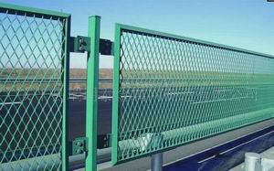 Guardrail Powder Coating