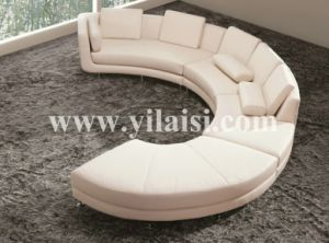 Corner Leather Sofa (A94)