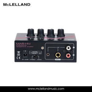 4 Channel Professional Headphone Amplifier (MAR-H4)