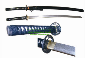 Handmade Katana Damascus Swords HK027 pictures & photos