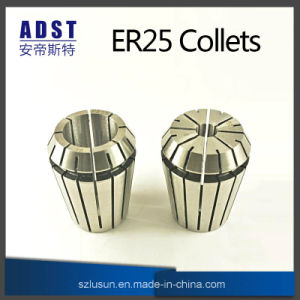 er25 series ER Spring Collet with standard DIN6499B  for milling machine