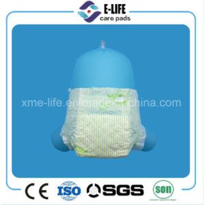 Disposable Elastic Waist Magic Tape Baby Diaper with Competitive Price pictures & photos