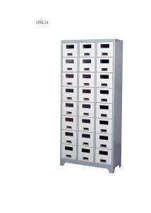 24-Doors Shoes Armoire