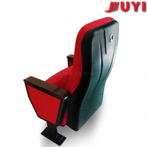 Jy-998t Cheap for Sale Recliner English Movies Wood Part High Movie Chair Used for Church Cinema Seat Home pictures & photos