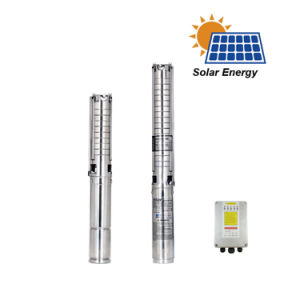 BLDC Solar Pump 3spc/3ssc Series