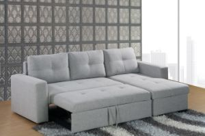 Promotion Corner Sofa/Pull out Bed and Storage Living Room Sofa/Bed
