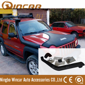 Air Intake Head RAM Snorkel Install for Jeep Cherokee (WINJP005)