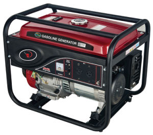 5kw Electric Gasoline Generator pictures & photos