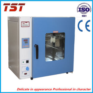 Intelligentized Vertical Electric Plastics Testing Oven