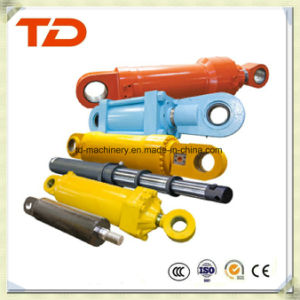 Doosan Dh220-5 Boom Cylinder Hydraulic Cylinder Assembly Oil Cylinder for Crawler Excavator Cylinder Spare Parts