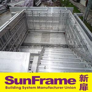 Great Stair Board Aluminium Formwork