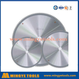 Multi-Purpose Tct Saw Blade for Cutting Aluminum and Wood pictures & photos