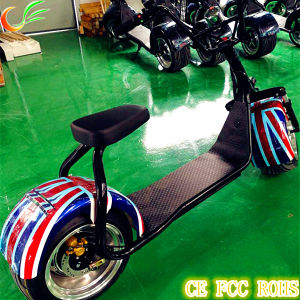 2017 Newest Smart Big Wheel 1000W 60V Power Fast Motorcycle Motor Bike pictures & photos