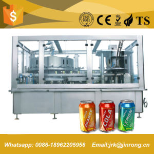 Pop-Can Carbonated Drink Filling Machine pictures & photos