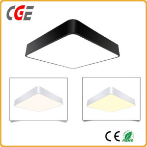 Thin Square and Round 9W 12W 15W LED Panel Light LED Ceiling Light 2/5000 Handsomer pictures & photos