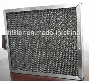 Stainless Steel Commercial Kitchen Honeycomb Grease Filter