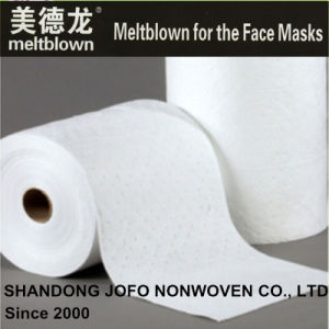 25GSM Bfe99% Meltblown Nonwoven Fabric for Face Masks