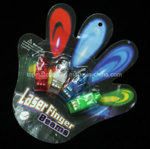Hot Promotion Gift Glow Finger Light, Cheap LED Finger Light pictures & photos