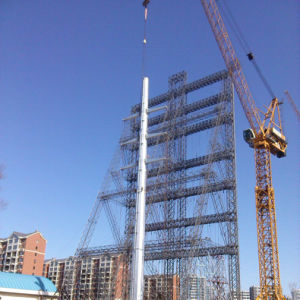 Electric Power Steel Tube Tower pictures & photos