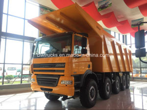 Ginaf 10X6 60tons Heavy Loader Capacity Mining Tipper Truck pictures & photos