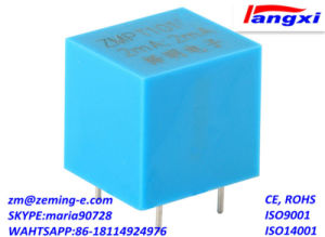 Zmpt101 2mA/2mA PCB Mounting Current-Type Voltage Transformer 19 (L) *17 (W) *18.3 (H) High Temperature Resistant pictures & photos