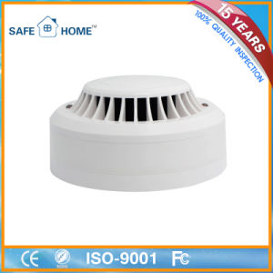 Mini Home Security System Relay Output Heat Smoke Detector