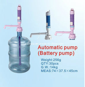 Battery Pump for Bottled Dispenser pictures & photos