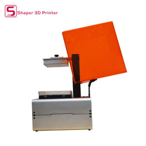 Desktop SLA 3D Printing Machine with Liquid Resin