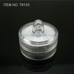 Floating Waterproof LED Candle Tea Light (T6133)