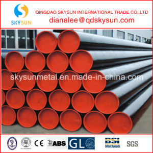 DIN1629 Seamless Cricular Unalloyed Steel Tubes Subject to Sepcial Requirements Pipe