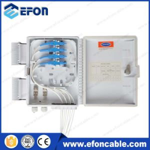 Ourdoot IP65 No-Cutting Fiber Optic Cable Connect Distribution Box (FDB-08D) pictures & photos