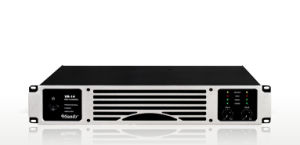 Stage Sound Audio System Class D 1u Digital High Power Amplifier