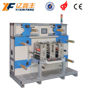 Circular Knife Paper Label Slitting Rotary Die Cutting Machine