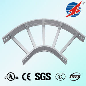 High Strength Fiberglass Cabling Tray Cable Ladder Tray Bend