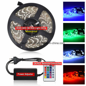 Epoxy Waterproof RGB Flexible LED Strip Light