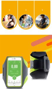 Adjustable Neoprene Armband, Armband Case, Cell Phone Sport Armband pictures & photos
