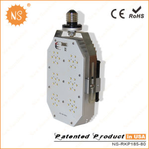 120 Degree Energy Saving 80W Outdoor LED Retrofit Light