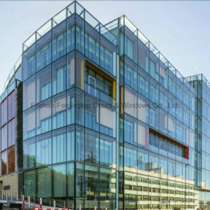 Europe Standard Commercial Building Glass Curtain Wall (FT-CW) pictures & photos