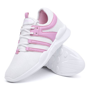 Beautiful Lightweight Lace up Women Athletic Shoes pictures & photos
