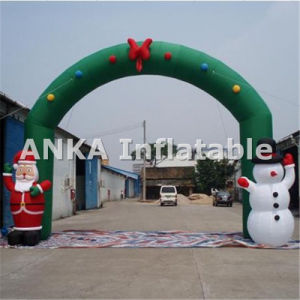 Wedding Decoration Inflatable LED Lighting Arch Nylon Fabric pictures & photos