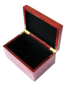 Wooden Birthday Gift Box Wedding Souvenir Storage Child