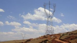 500 Kv Steel Lattice Power Line Tower pictures & photos