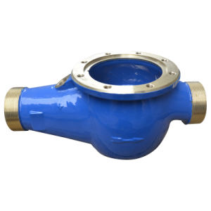 High Quality M 2 Painted Blue Epory Water Meter Body